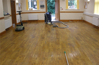 Floor Polishing Lancashire